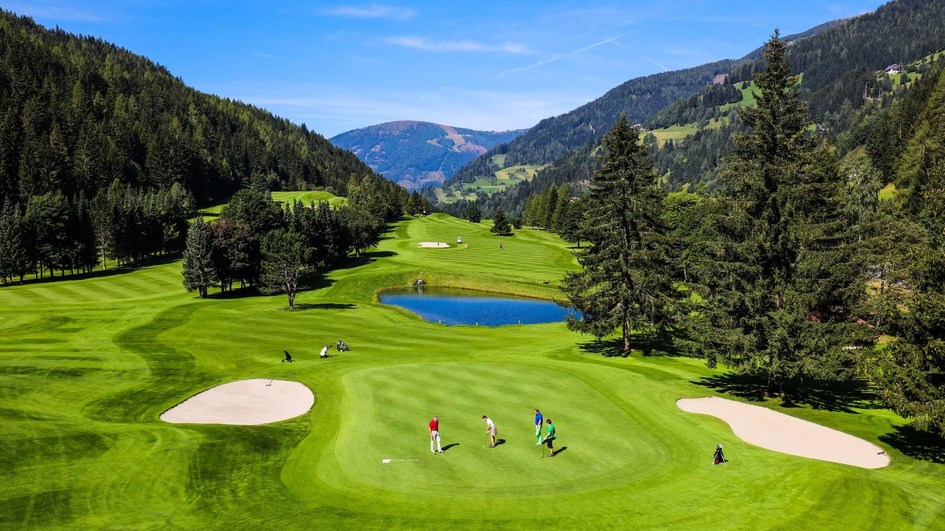 Golfanlage Bad Kleinkirchheim
