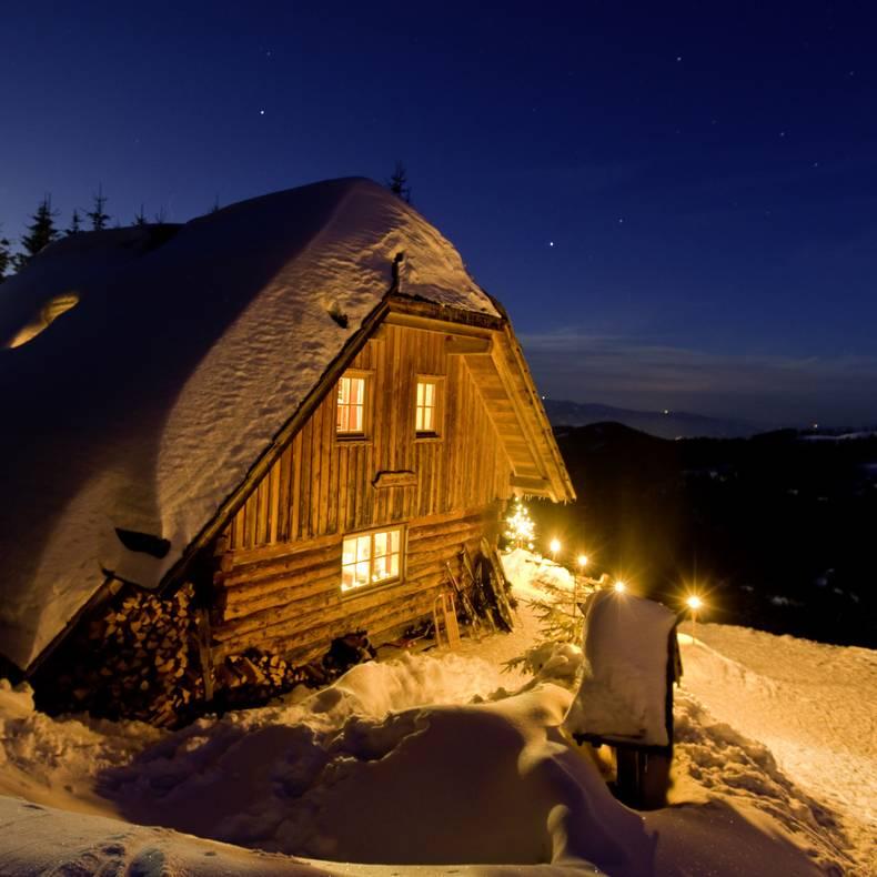 Winterurlaub für die ganze Familie am Bauernhof in Kärnten