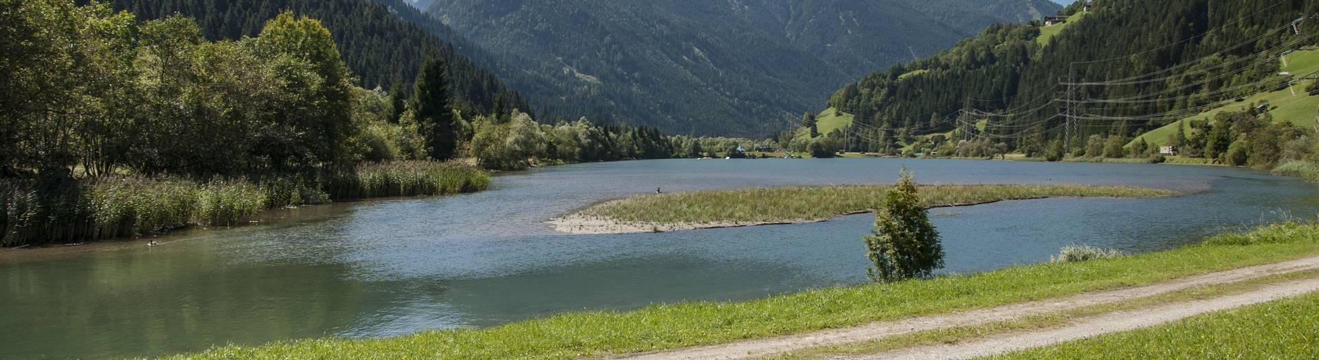 Stall in der Nationalpark-Region Hohe Tauern