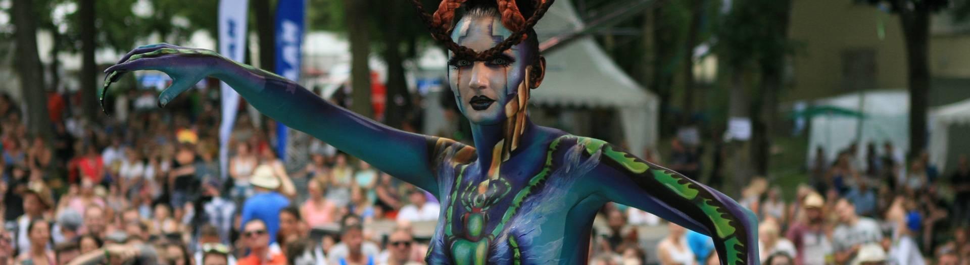 World Body Painting Festival