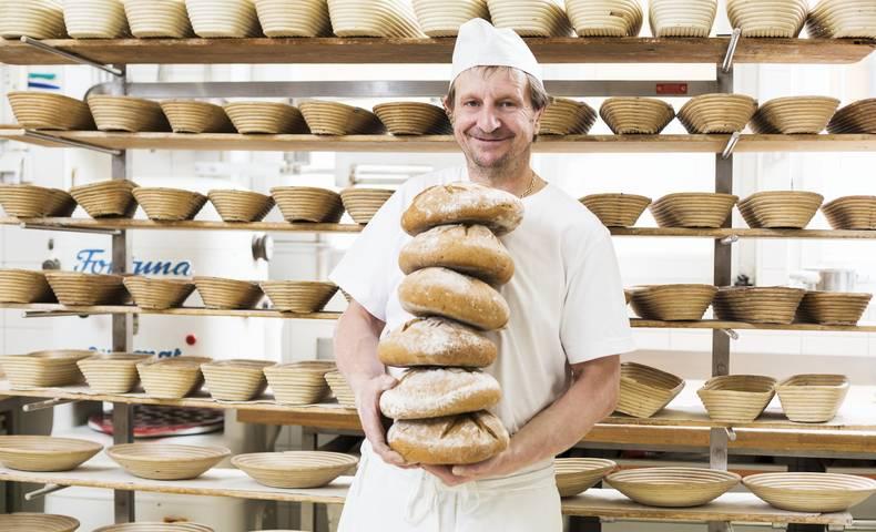 Slow Food Kärnten - Brot backen