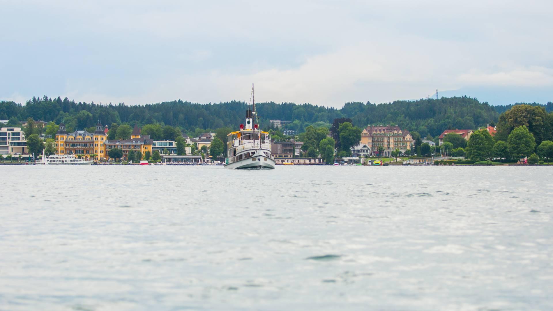 Wörthersee Schifffahrt