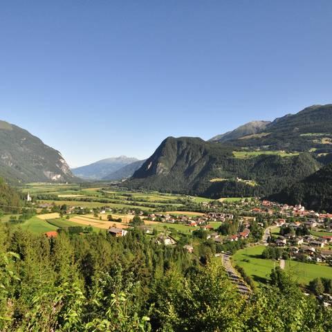 Landschaftsbild Oberdrauburg
