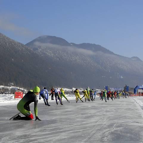 Eismarathon Weissensee