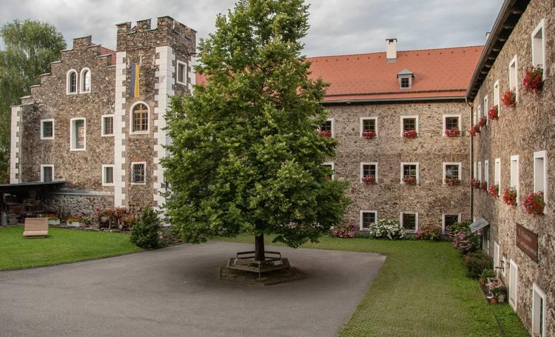 Handwerksmuseum in Baldramdsdorf in der Region Millstätter See