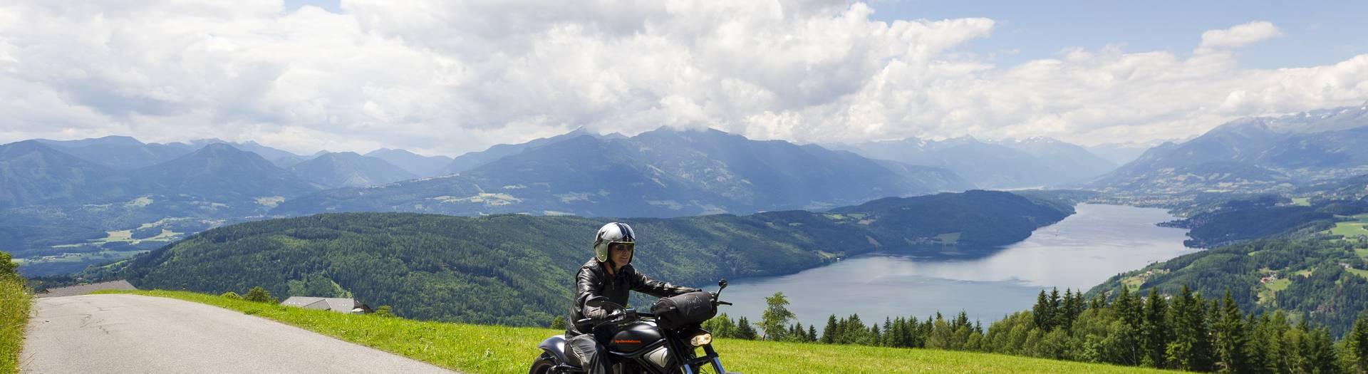 Motorradland Kärnten Millstätter See