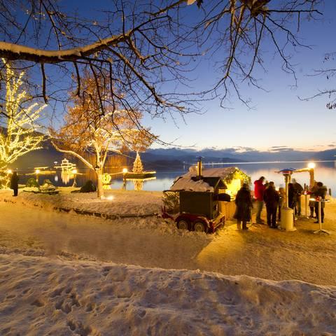 Weihnachtsmarkt Pörtschach am Wörthersee