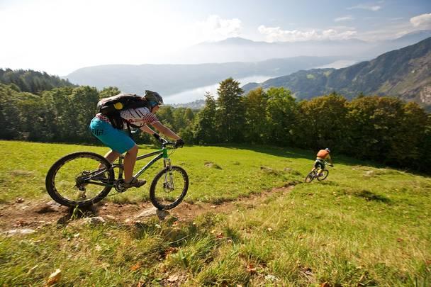 Nockbike Region Bad Kleinkirchheim