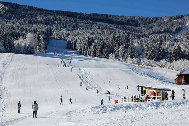 Gitschtal Skigebiet Weissbriach