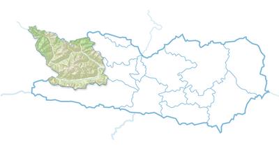 Nationalpark-Region Hohe Tauern Mölltal und Drautal