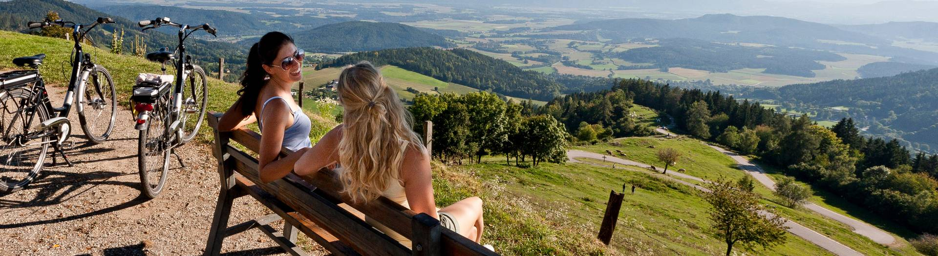 Blick vom Magdalensberg Copyright Tourismusregion Mittelka rnten