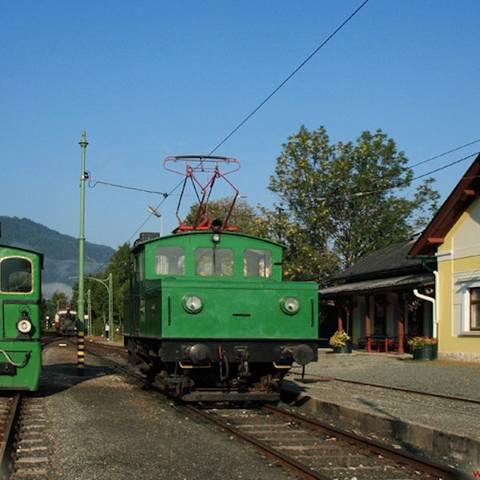 Nostalgiebahn Tram