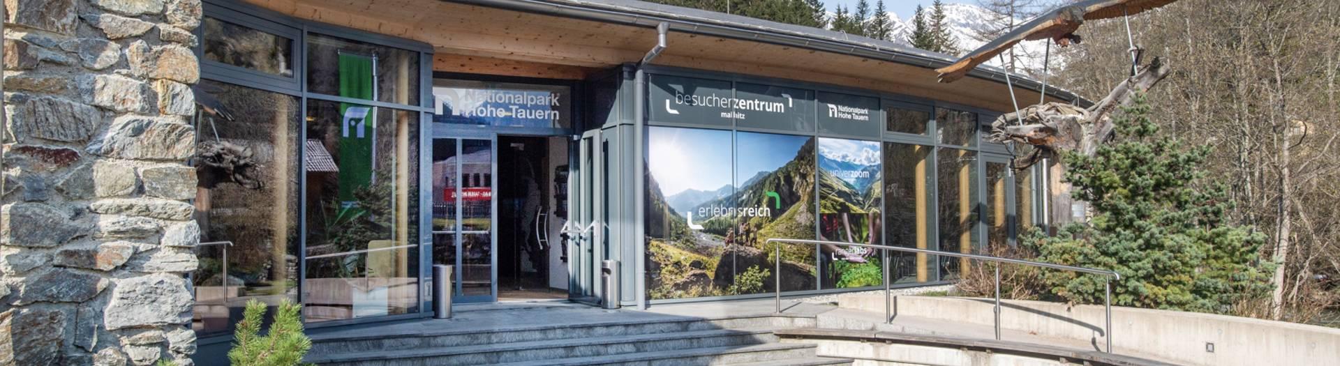 Besucherzentrum Mallnitz